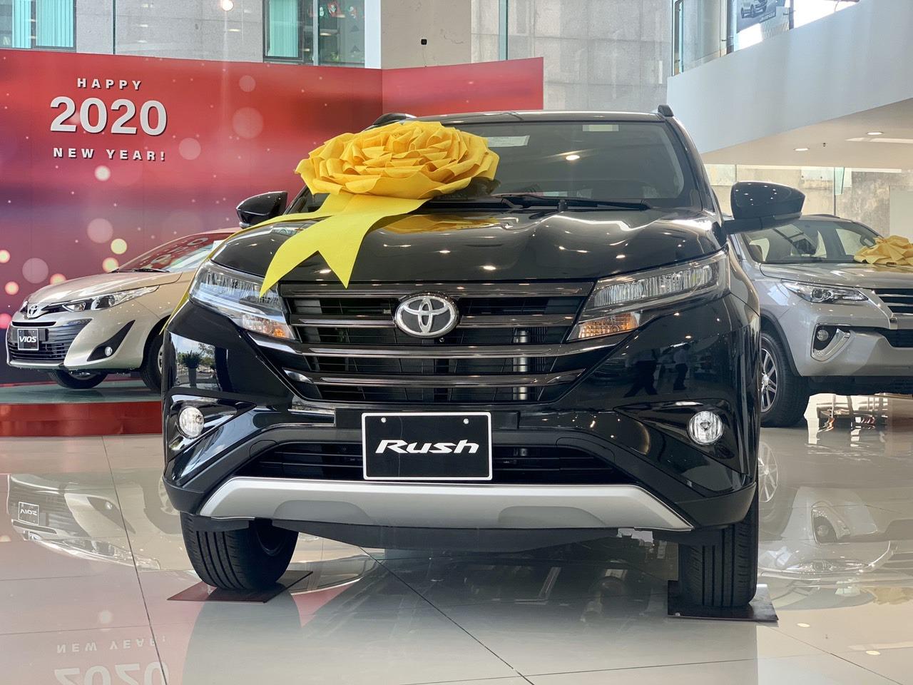 Toyota Rush 2021 khuyến mãi tại toyota an thành fukushi