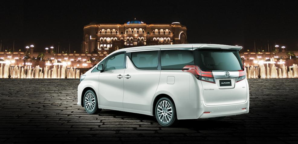 Xe Toyota Alphard