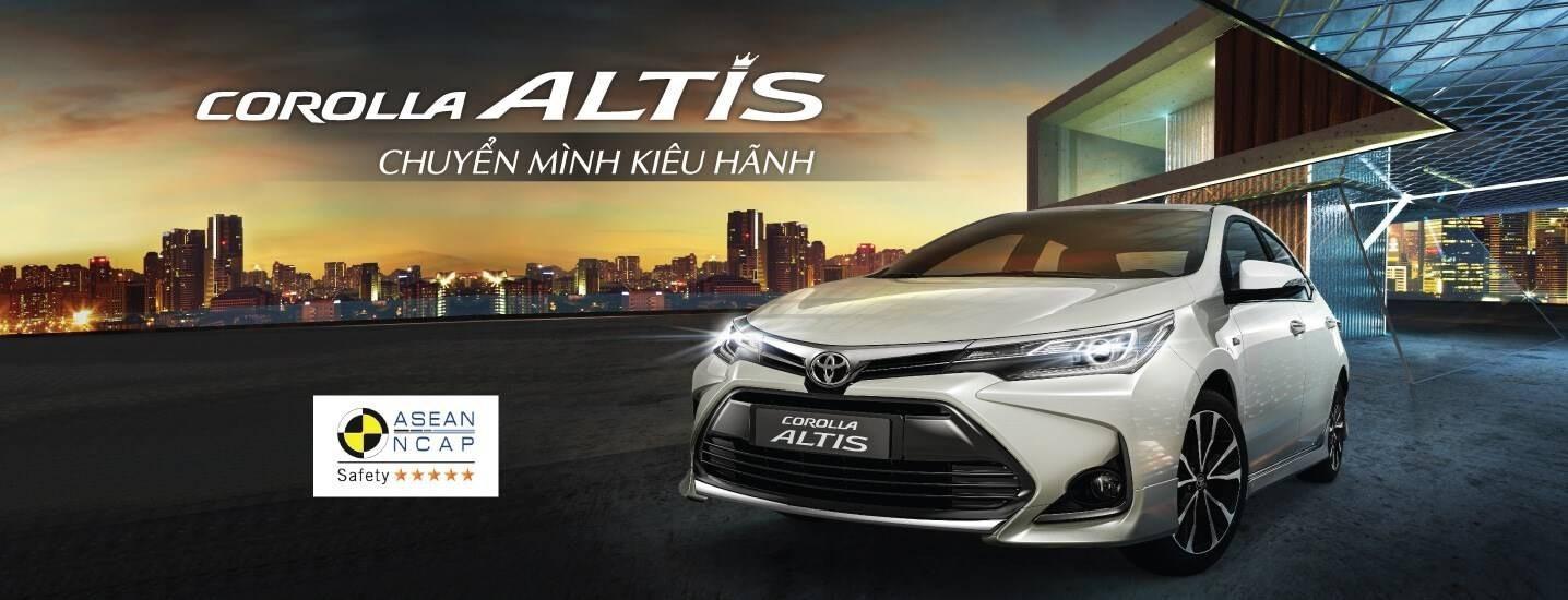 Toyota Altis 2021