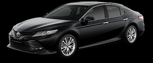 Toyota camry 2021 màu đen