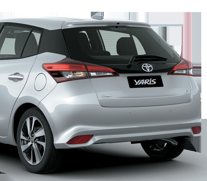 Cụm đèn sau Toyota Yaris 2021