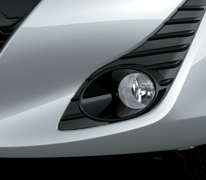 Toyota Yaris 2021 đèn sương mù trước