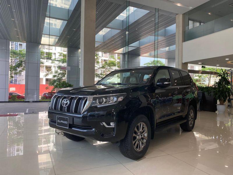Toyota Land Prado 2021