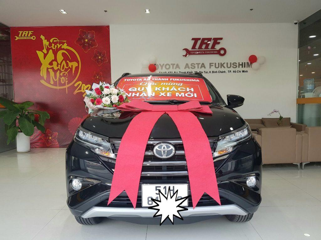 Xe Toyota Rush 7 chỗ