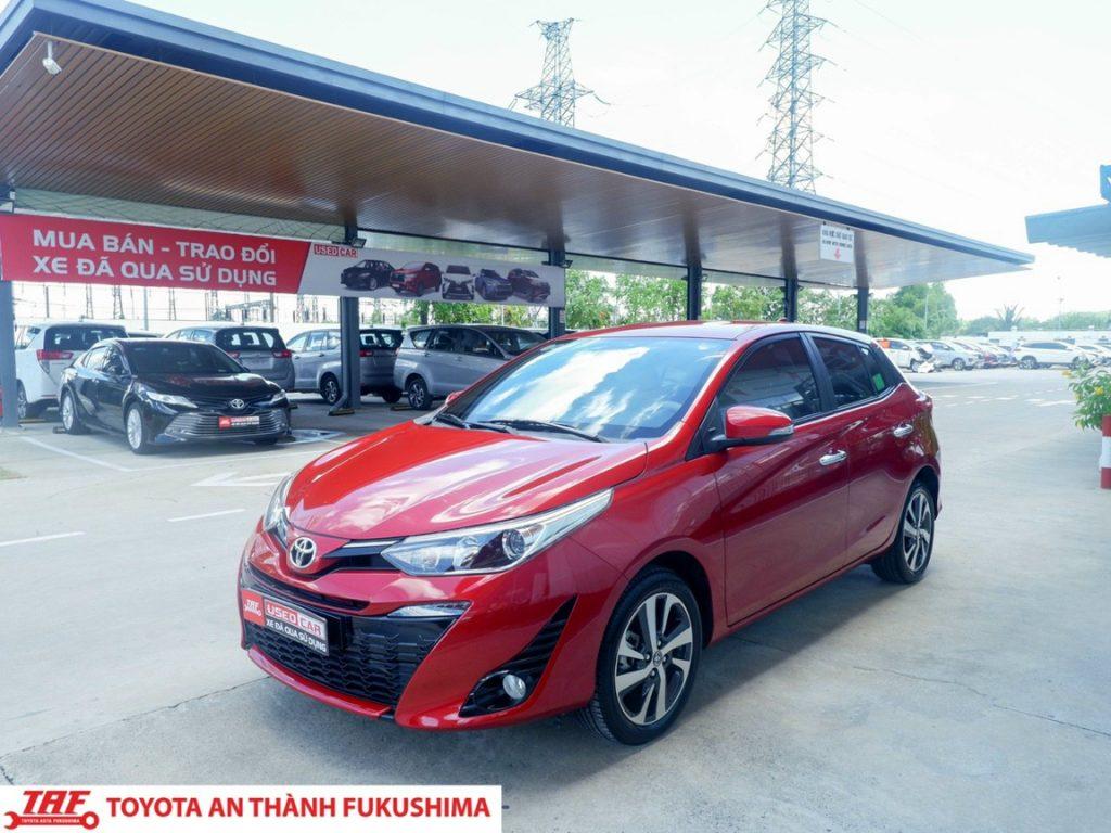 Toyota Bình Chánh bán xe qua sử dụng