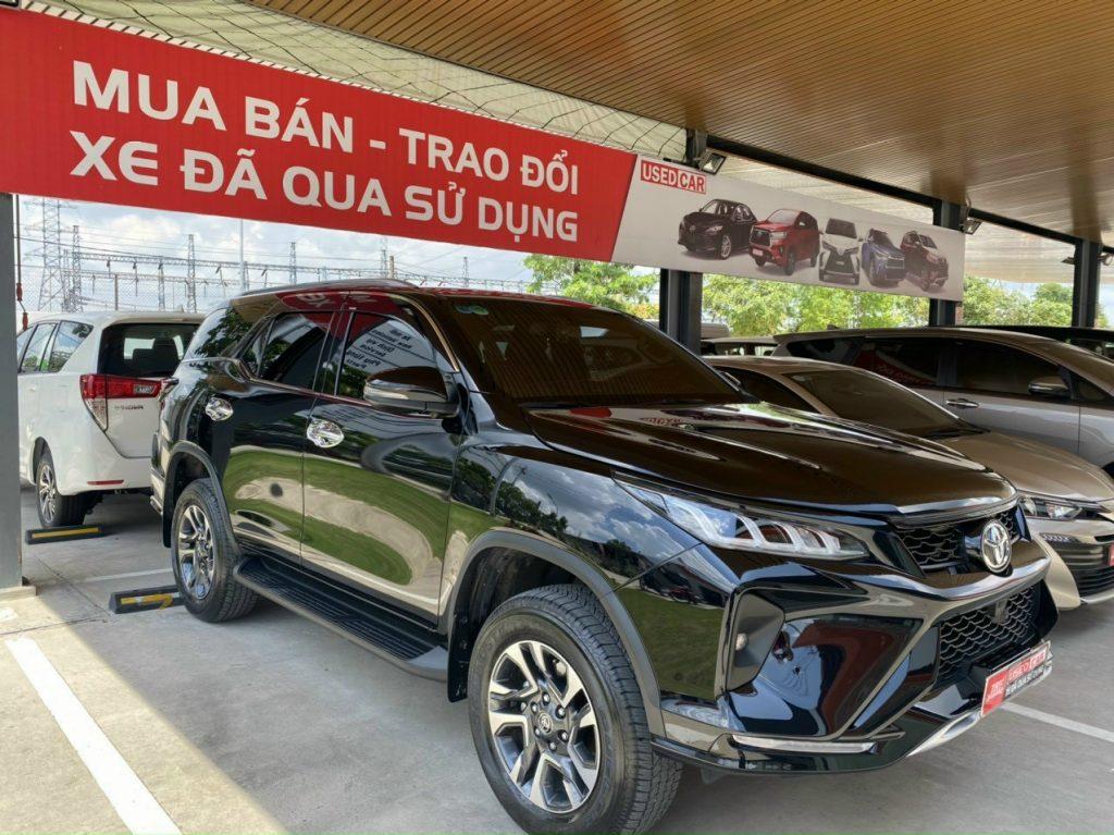 Mua bán xe qua sử dụng tại Toyota An Thành Fukushima.