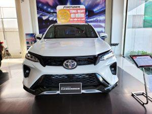 Fortuner Legender - Toyota An Thành